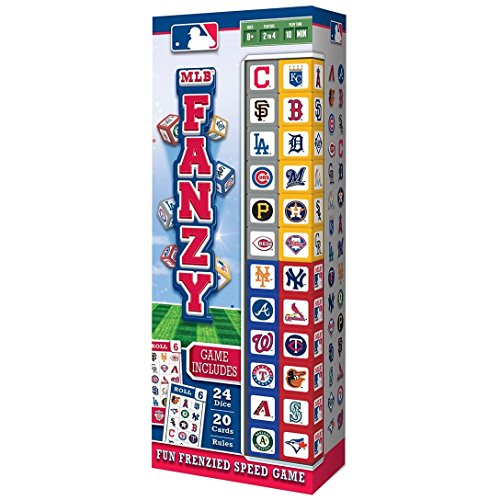 - Masterpieces Puzzles MLB Fanzy Dice Game by 41923