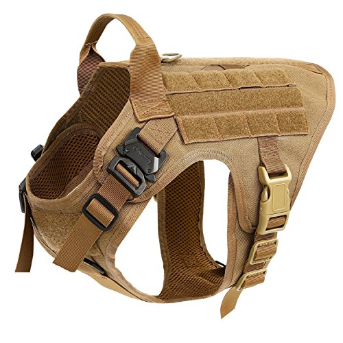 ICEFANG Tactical Unbreakable Snap proof CB Molle product image