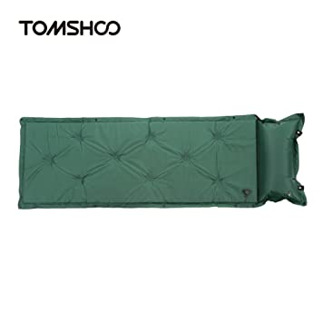 tomshoo colchoneta autoinflable colchón hinchable Camping ...