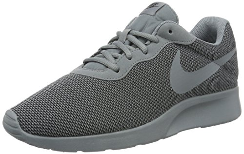 Nike Mens Tanjun SE Running Shoe (Cool Grey/cool Grey-black, 8.5 D(M) US) ()