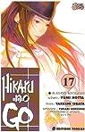 Hikaru no Go, Tome 17 : Le sourire par Hotta