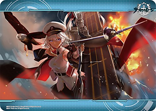 Azur Lane Enterprise Card Game Character Rubber Play Mat Collection Anime Girls Art