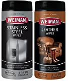 Best weiman Leather Cleaners - Weiman Stainless Steel Wipes and Weiman Leather Wipes Review