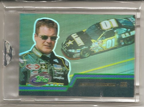 Jerry Nadeau 2003 eTopps NASCAR Uncirculated Card - 3000 Print Run