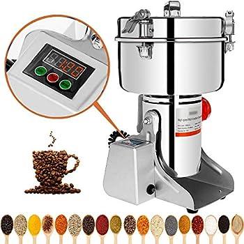 Amazon.com: Happybuy Electric Grain Grinder 1000g Pulverizer ...