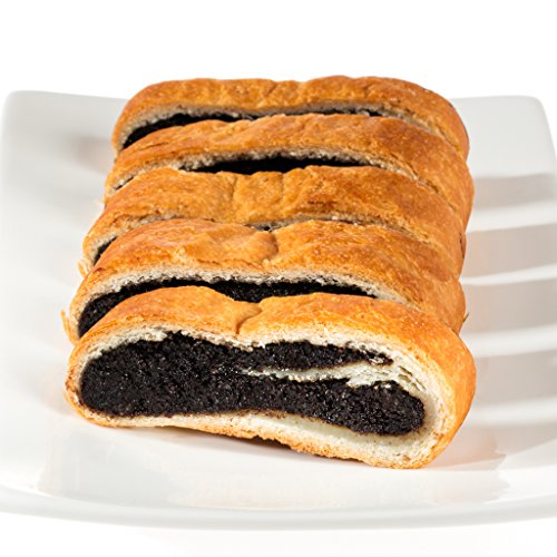 Hungarian Nut Rolls - Poppyseed by Barbaras Cookie Pies LLC