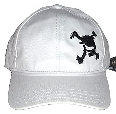 """New Oakley Golf Japan """"SKULL COLLECTION"""" Tour Adjustable Cap Hat, WHITE by Oakley Golf Japan"""