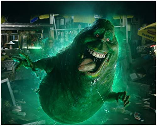 Ghostbusters 1984 8 Inch X10 Inch Photo Happy Smiling Green Slimer Ghost Kn At Amazon S Entertainment Collectibles Store