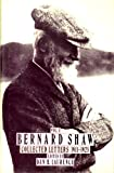 img - for Bernard Shaw Collected Letters, Vol. 3: 1911-1925 book / textbook / text book