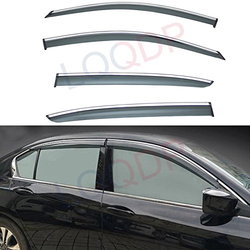 rain guards 2013 honda accord - 8