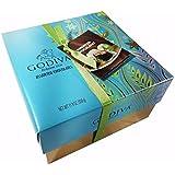 Godiva Chocolatier Assorted Chocolates Box 27 pieces 11.9 ounce