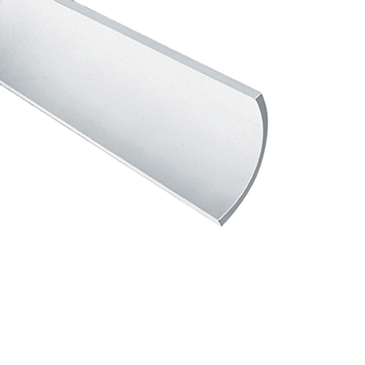 Fypon MLD734-12 14 3/8''H x 14 3/8''P, 12' Length, Door/Window Moulding