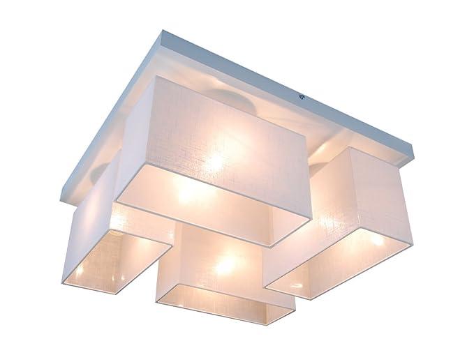 Plafoniera illuminazione a soffitto in legno massiccio jls wed