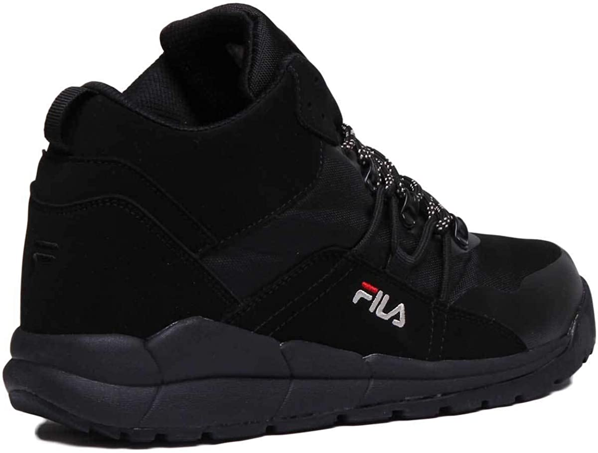 Fila Delta Mid BlackBlack 101010812V, Basket: