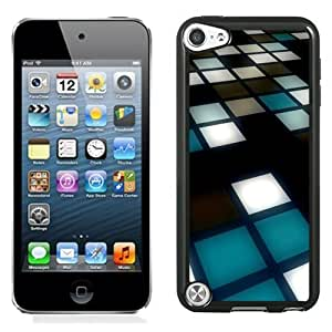 New Personalized Custom Designed For iPod Touch 5th Phone Case For Colored Light Blocks Phone Case Cover