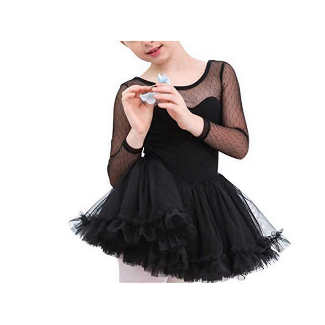 驚きの価格 Agoky 10 DRESS B07J9RNVQT ガールズ B07J9RNVQT ブラック ブラック 10, ワンバオ:718be348 --- a0267596.xsph.ru