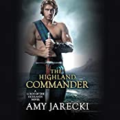 The Highland Commander | Amy Jarecki