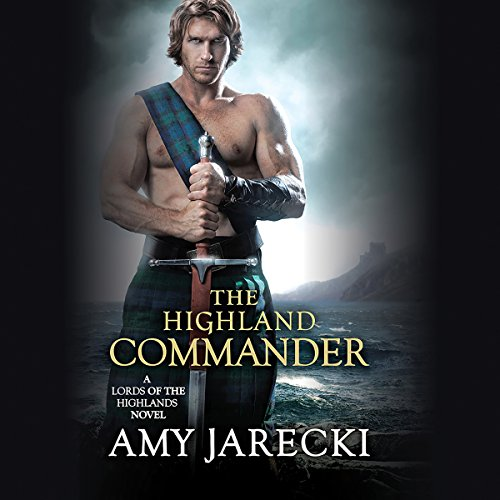 The Highland Commander by Hachette Audio
