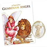 AngelStar Guardian Angel Stone For Worry Healing Calming Angelic Protection - With Gift Envelope & Free Postage