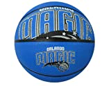 Spalding NBA Orlando Magic Courtside Rubber Basketball