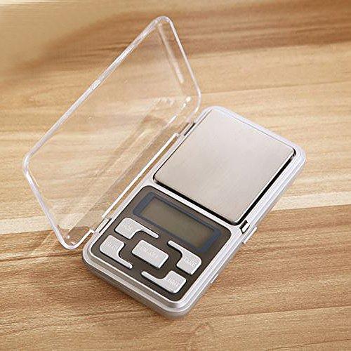 0.01g x 200g Electronic Digital Pocket Jewelry Scale Weight Balance - 1