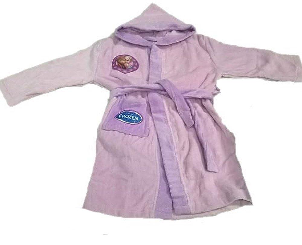 Disney Accappatoio Spugna Bambina Frozen Abbigliamento Bimba *02433