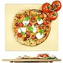 Crustina Rectangular Pizza Stone, 14 x 16 - Inch