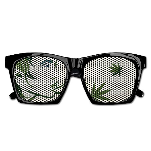 Bride Costume Nz (DaleSuSu Unisex Marijuana Weed Girl Painting Retro Party Glasses Sunglasses Costume Sunglasses)