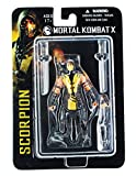 Mortal Kombat Mezco X Scorpion 4-Inch Action Figure