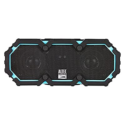 Altec Lansing iMW577 Life Jacket 2 Bluetooth Wireless Speaker, Gray