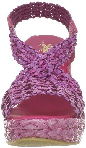 Uspolo Assn Rose Rose fux Sandaler Diana Diana Uspolo Kvinners fux Assn Women's Sandals rAaHr1