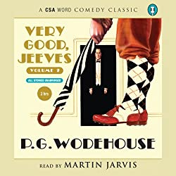 Very Good Jeeves, Volume 2