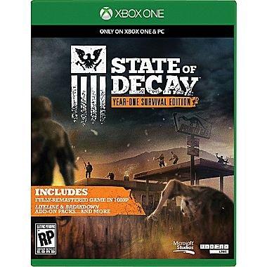 Microsoft Xbox 4XZ-00006 State of Decay Replen XOne