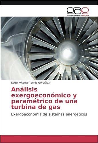 Análisis exergoeconómico y paramétrico de una turbina de gas: Exergoeconomía de sistemas energéticos (Spanish Edition): Edgar Vicente Torres González: ...