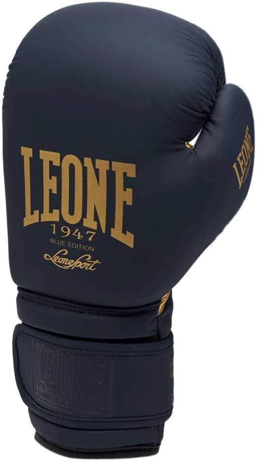 LEONE 1947 - Guantes de Boxeo Blue Ed: Amazon.es: Deportes y aire libre