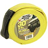 "Keeper 02942 30' x 4"" Recovery Strap"