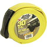 """Keeper 02942 30' x 4"""" Recovery Strap"""