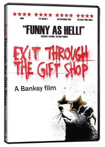 Exit Through the Gift Shop: Amazon.ca: Banksy: DVD