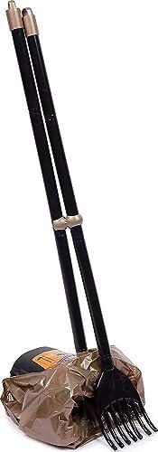 Petmate-70067-Arm-&-Hammer-Swivel-Bin-&-Rake-Pooper-Scooper