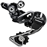 Image of Shimano (675) SLX 10 Spd Rear Derailleur Shadow+ Direct Attachment (Direct Mount