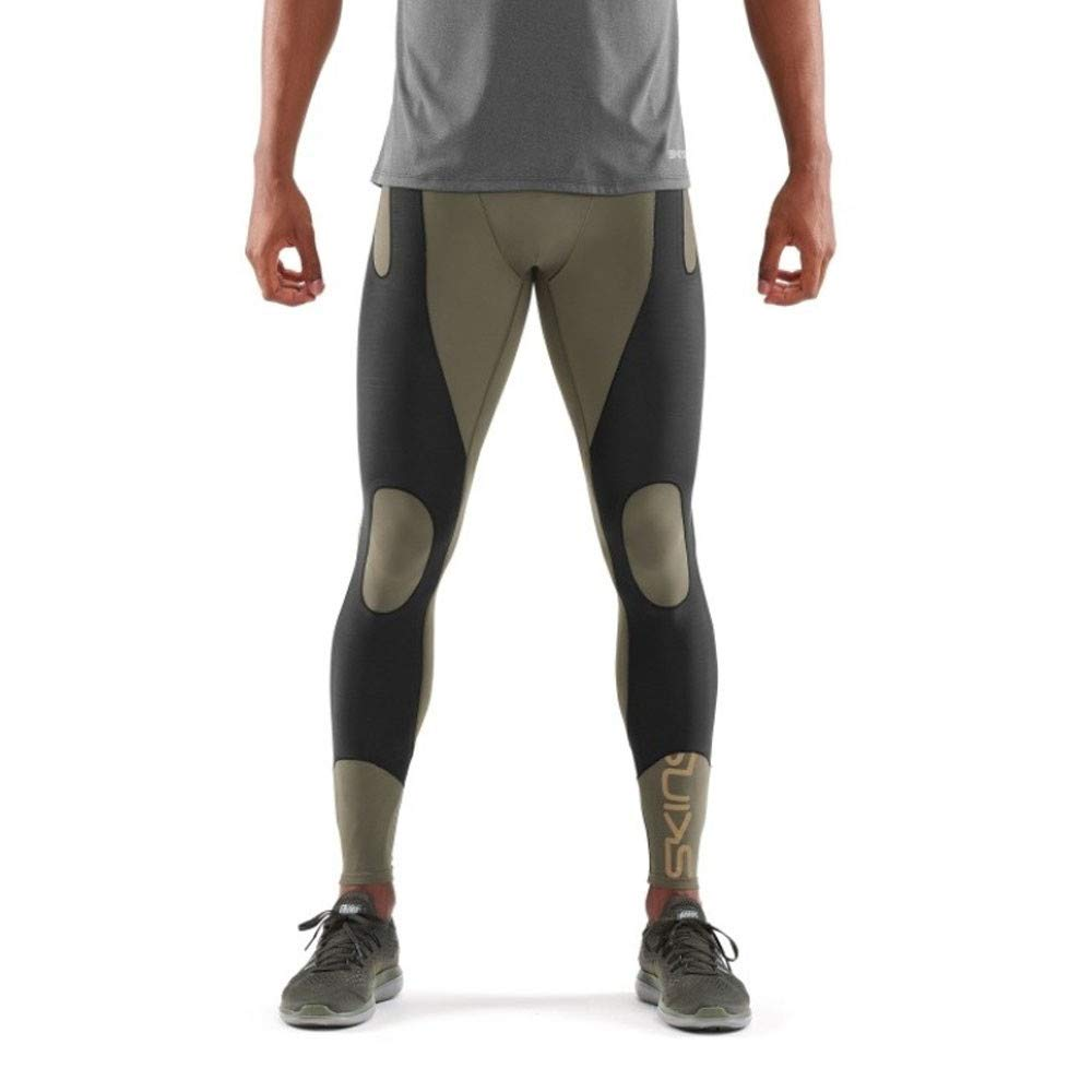 Skins DNAmic Ultimate K-Proprium Long Compression Tights - Small - Black by Skins (Image #1)
