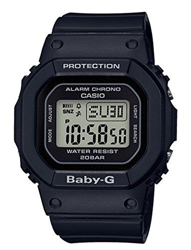 Casio Baby G Women's Watch Black 44.7mm Resin BGD560-1