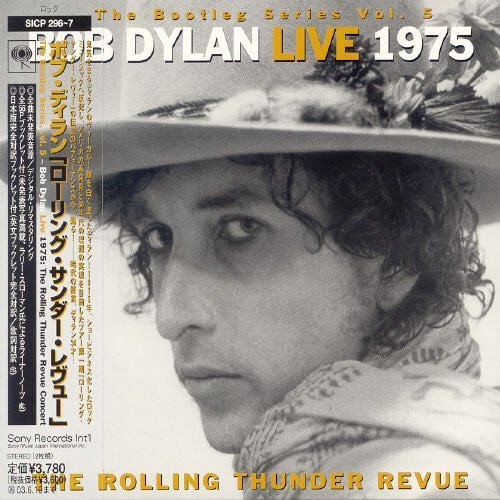 Live In 1975 Rolling Thunder Revue By Bob Dylan  2008 01 13