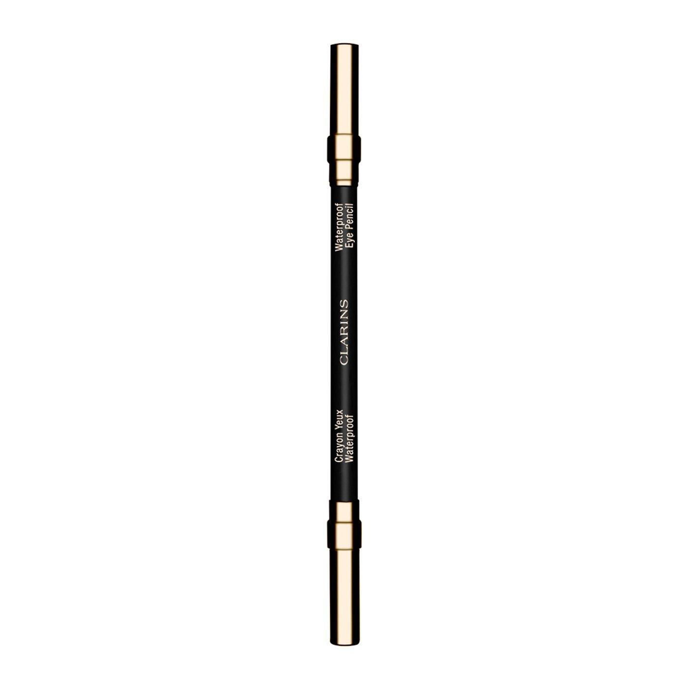 Clarins Waterproof Eye Pencil - 01 Black by Clarins (Image #1)