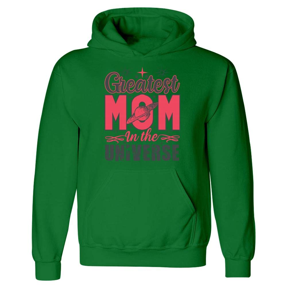Greatest Mom in The Universe Mothers Day Hoodie