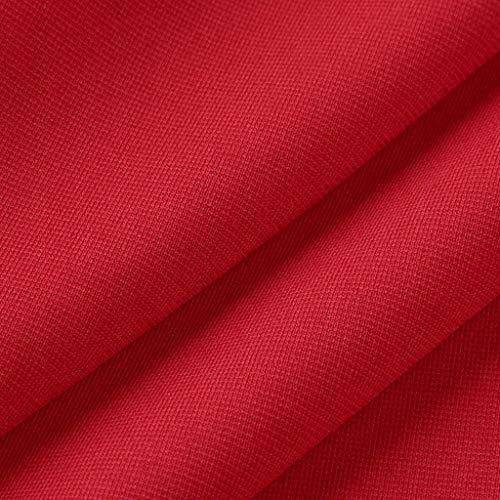 Chic Évider Couture Robe De Col Dress Unie Mini Loose Rond Manche Fête Rouge Sexy Femmes Amlaiworld Longue Soir Club Couleur Dentelle Soirée Élégant xwYqUnpE