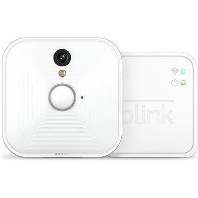 Blink Sistema de cámaras de seguridad para interiores con detección de movimiento, vídeo HD, 2 años de autonomía y almacenamiento en el Cloud - 1 cámara