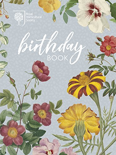 - RHS Birthday Book