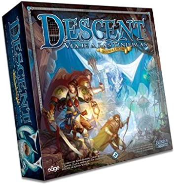 Descent: Viaje a las tinieblas, segunda edicion: Amazon.es: Juguetes y juegos