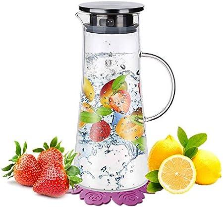 Almacenamiento fresco de bebidas frías: óptimo para jugo, té helado, cóctel o bebida de bienestar.,L